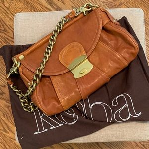 Brand New Kooba Purse in Cognac